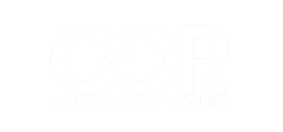 Logotipo Coimbra City Rollers